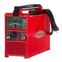 4,075,126P Fronius TransTig 2200 Gascooled DC Tig Welder Package Set, 230V with F Connection