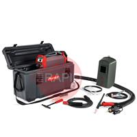 4,075,215,631P Fronius TransPocket 180 TIG/MV/B Inverter Welder Site Box Package with TTG2200A Tig Torch 110v / 230v