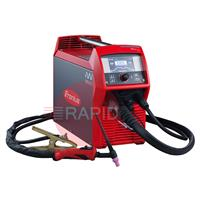 4,075,217,638PKGA Fronius TransTig 230i MV DC Tig Welder Package with THP 220i Tig Torch and Earth, 120 & 230v Multi Voltage