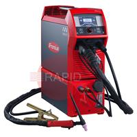4,075,217,638PKGW Fronius TransTig 230i MV DC Water Cooled Tig Welder Package with THP 300i Torch, 120v & 230v Multi Voltage