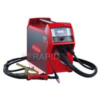 4,075,218,638PKGA Fronius MagicWave 190 MV AC/DC Tig Welder Package with THP 220i Tig Torch & Earth, 110v & 230v Multi Voltage