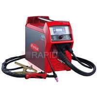 4,075,219,638PKGA Fronius MagicWave 230i MV AC/DC Tig Welder Package with THP 220i Tig Torch, 110 & 230v Multi Voltage
