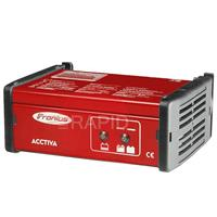 4.010.010 Fronius Acctiva 24-5 Wet & Gel, 24V - 5A Battery Charging System with 1.5m Charging Leads