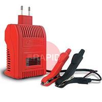 4.010.098 Fronius Acctiva Easy 6/12 Battery Charger, Switchable 6V 4A / 12V 3A, with 2m Charging Leads