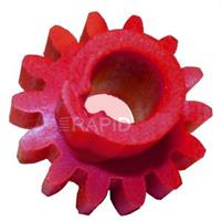 4265240 Kemppi D28 Gear Wheel 28mm Plastic, 0-18m/min