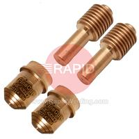 428243 Duramax LT Standard Nozzle and Electrode Pack (Contains 2 x 420118 Nozzles & 2 x 420120 Electrodes)