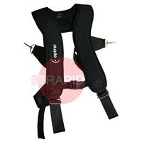 4551.040 Optrel e3000/e3000X Shoulder Harness