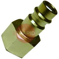 5380 QRC PLUG FEMALE THREAD 3/8