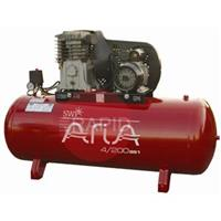 55200BS3 Aria 200 Ltr 5.5HP Belt Drive Compressor 20.6 CFM 3 Phase