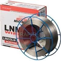 580372 Lincoln Electric LNM Ni2.5 ER80S-Ni2, 1.0 Diameter 15Kg Reel