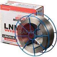 582468 Lincoln Electric LNM Ni1 ER80S-Ni1, 1.0  Diameter 15Kg Reel
