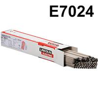 5886XX Lincoln  Ferrod 160 T High Recovery Electrodes 450 mm long, E7024