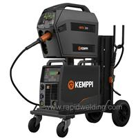 6103450XARAC Kemppi FastMig X 450 Regular Air Cooled Mig Welder Package, 400v 3ph