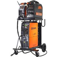 6103450XMPWCSS Kemppi FastMig X 450 Multi Process Water Cooled, Mig/Tig Welder SS Package, 400v 3ph CE