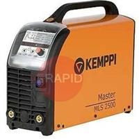 6104250 Kemppi Master 2500 MLS Power Source 415V. Requires Function Panel