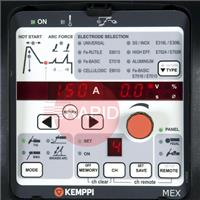 6106010 Kemppi Master Mls MEX Function Panel (Advanced MMA)