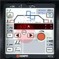 6116005 Kemppi MTX Function Panel.