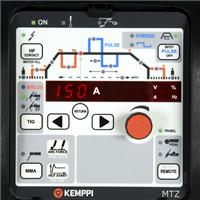 6116015 Kemppi MTZ Function Panel.