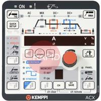 6162804 Kemppi Mastertig MLS ACX Function Panel