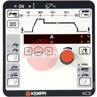 6162805 Kemppi MasterTig MLS ACS Panel