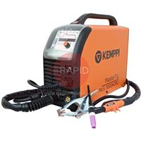 6163003ACS Kemppi MasterTig MLS 3003 AC/DC ACS Tig Welder Package with TTC 220 4m Torch, 400v 3ph