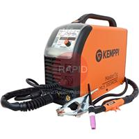 6163003ACX Kemppi MasterTig MLS 3003 AC/DC ACX Tig Welder Package with TTC 220 4m Torch, 400v 3ph