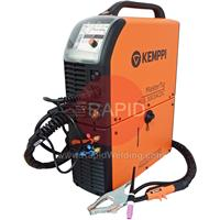 6163003WACS Kemppi MasterTig MLS 3003 AC/DC ACS Water Cooled Tig Welder Package with TTC 250 4m Torch, 400v 3ph