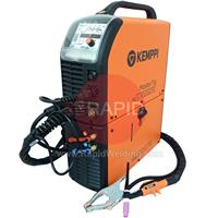 6163003WACX Kemppi MasterTig 3003 MLS AC/DC ACX Water Cooled Tig Welder Package with TTC 250W 4m Torch, 400v 3ph