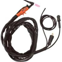 627022304 Kemppi TTC 220GV - Scratch Start Tig Torch with 4m Cable