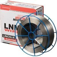 690026 Lincoln Electric LNM 25 ER70S-3, 0.8 diameter 15Kg Reel