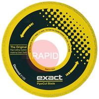 7010493 Exact Diamond X165 Cutting Blade, for cutting cast Iron