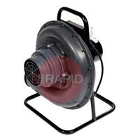 7130500000 Plymovent MNF Portable Extraction Fan 400v 3ph, Hose & Nozzle Sold Seperately