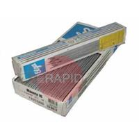 72024000 Elga Maxeta 10, 4.0mm x 450mm, Iron Powder Electrodes E7024, 18kg Carton (Contains 3 x 6.0kg 68pc Packs)