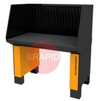 7204700000 Plymovent DraftMax Eco Downdraft Extraction Table