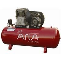 75200BS3 Aria 200 Ltr 7.5HP Belt Drive Compressor 28.2 CFM 3 Phase