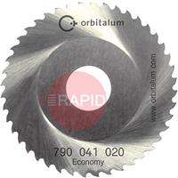 790041020 Orbitalum Economy Sawblade Ø 63 Cut Thickness 2mm - 5.5mm