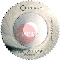790041049 Orbitalum Premium Sawblade Ø 63 Cut Thickness 1.2mm - 2.5mm