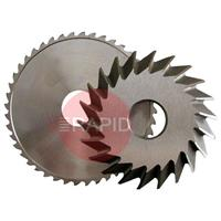 790042013 Orbitalum High-Performance Weld-prep Sawblade/bevel cutter combination(V-seam) Ø 68 cut thickness 2.5 - 7.0mm