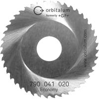 790042020 Orbitalum Economy Sawblade Ø 68 Cut Thickness 2.5mm - 7mm
