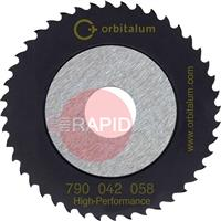 790042058 Orbitalum High-Performance Sawblade Ø 68 Cut Thickness 2.5mm - 7mm