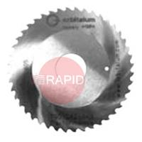 790042464 Orbitalum Performance Saw Blade with additional borehole, Ø 68mm, 1.2 - 2.5mm cut thickness
