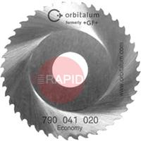 790043030 Orbitalum Economy Sawblade For Aluminium Ø 80 Cut Thickness 5mm - 12mm