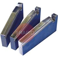 790094189 Orbitalum REB 14 optional clamping wedges, for extending standard dimension, Pipe ID 320 - 339mm