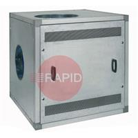 7906061010 Plymovent SIF-700/RI Central Extraction Fan 3kW, Ø 400mm Inlet, Ø 400mm Outlet, 400 - 690V 3Ph