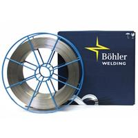 81890 Bohler HL52T-MC (Union MV Ni1) 1.2mm Metal Cored Wire 16kg Reel