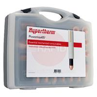 851466 Hypertherm Essential Mechanised Consumable Kit - Powermax 65