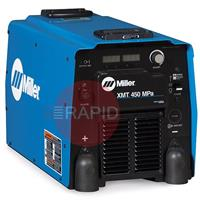 907468WP Miller XMT 450 MPa Water Cooled Mig Welder Package, 400v 3ph CE
