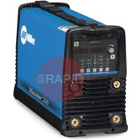 907539002WP Miller Maxstar 280 DX DC Water Cooled Tig Welder Package - 208-575 VAC, 1/3ph