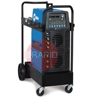 907717002WP Miller Dynasty 400 AC/DC Water Cooled Tig Welder Package, 208- 575 VAC, 3ph
