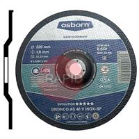 920MC 9 inch X 1.9mm S/S CUTTING DISC